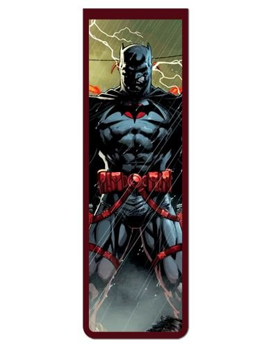 Marcador De Página Magnético Batman Flashpoint - MDC276