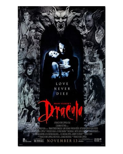 Ímã Decorativo Pôster Drácula de Bram Stoker - IPF644
