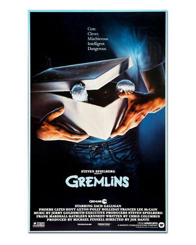 Ímã Decorativo Pôster Gremlins - IPF653