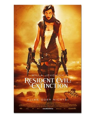Ímã Decorativo Pôster Resident Evil 3 - IPF673
