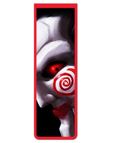 Marcador De Página Magnético Jigsaw - Jogos Mortais - MFI301