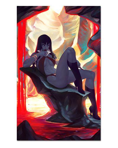 Ímã Decorativo Vampirella - ITE04