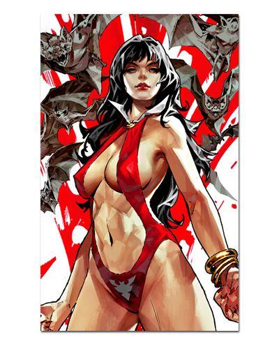 Ímã Decorativo Vampirella - ITE08