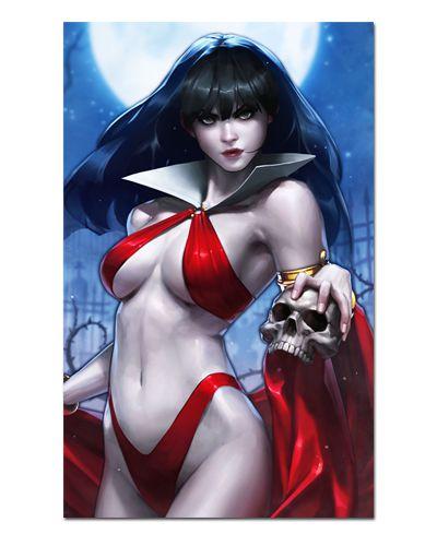 Ímã Decorativo Vampirella - ITE09