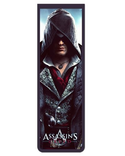 Marcador De Página Magnético Jacob - Assassin's Creed - AC32
