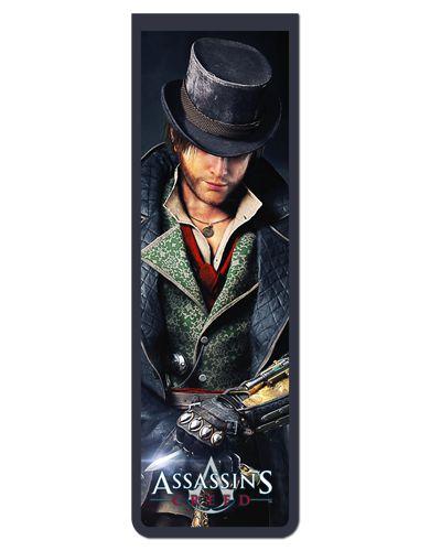 Marcador De Página Magnético Jacob - Assassin's Creed - AC33