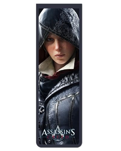 Marcador De Página Magnético Evie - Assassin's Creed - AC34