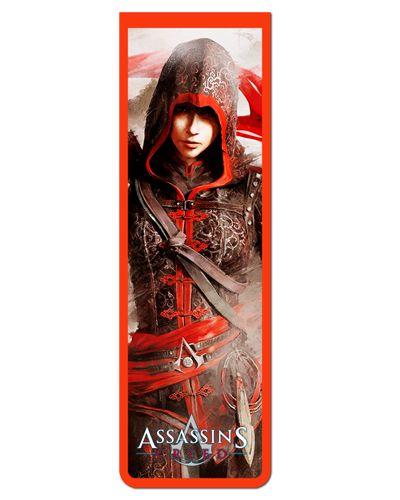 Marcador De Página Magnético Shao Jun - Assassin's Creed - AC40