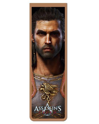 Marcador De Página Magnético Alexios - Assassin's Creed - AC47