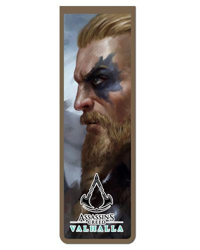 Marcador De Página Magnético Eivor - Assassin's Creed - AC52