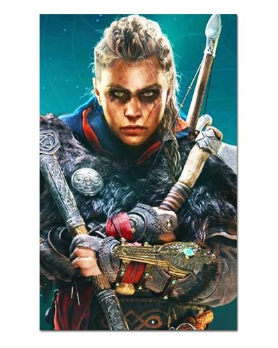 Ímã Decorativo Lady Eivor - Assassin's Creed - IAC38