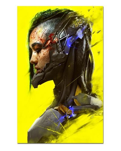 Ímã Decorativo V - Cyberpunk 2077 - IGA23