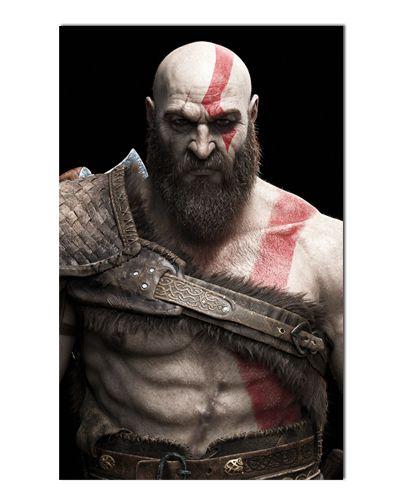 Ímã Decorativo Kratos - God of War - IGA48