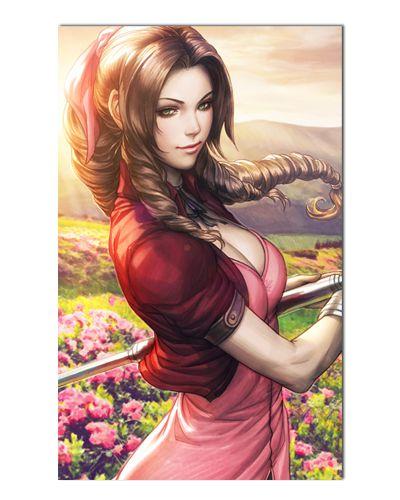 Ímã Decorativo Aerith - Final Fantasy - IGA83