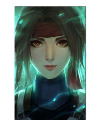 Ímã Decorativo Jessie - Final Fantasy - IGA87