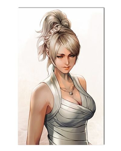 Ímã Decorativo Lunafreya - Final Fantasy - IGA106