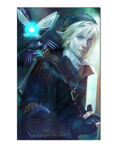 Ímã Decorativo Link - The Legend of Zelda - IGA140