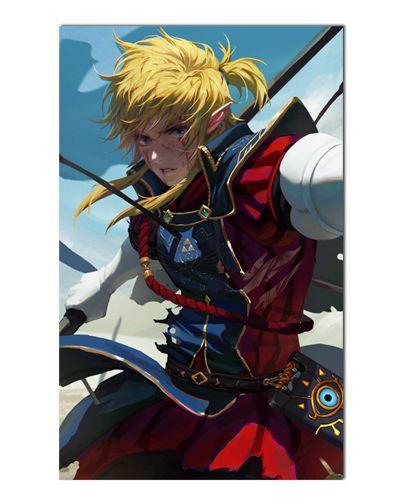 Ímã Decorativo Link - The Legend of Zelda - IGA143