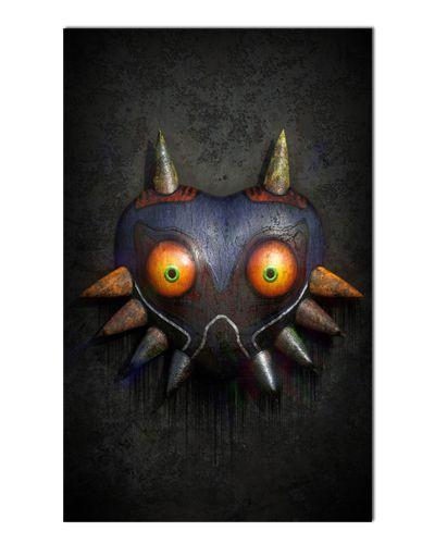 Ímã Decorativo Majora's Mask - The Legend of Zelda - IGA154