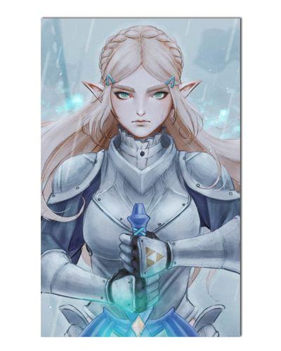 Ímã Decorativo Princesa Zelda - The Legend of Zelda - IGA170