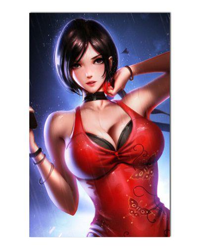 Ímã Decorativo Ada Wong - Resident Evil - IGA125