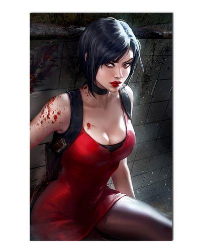 Ímã Decorativo Ada Wong - Resident Evil - IGA126