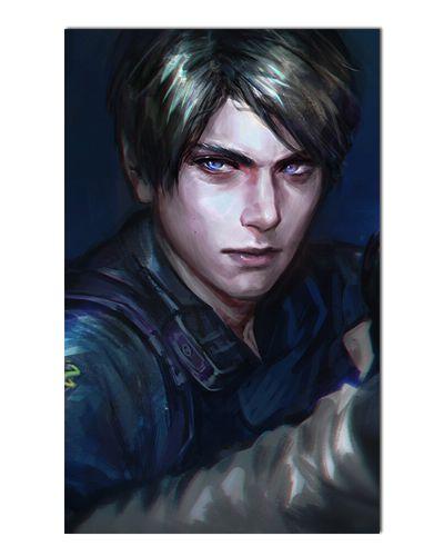 Ímã Decorativo Leon S Kennedy - Resident Evil - IGA130