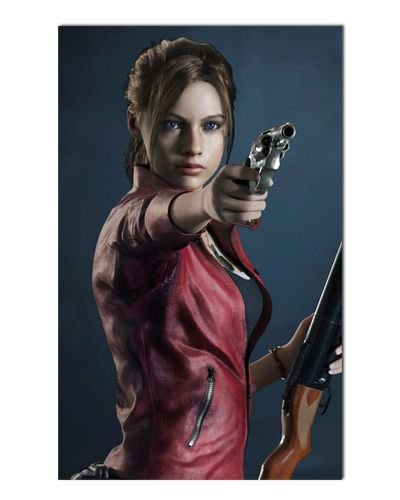 Ímã Decorativo Claire Redfield - Resident Evil - IGA135