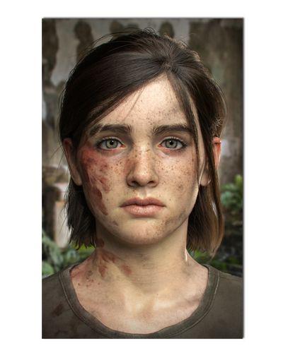 Ímã Decorativo Ellie - The Last of Us - IGA32