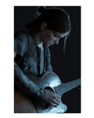 Ímã Decorativo Ellie - The Last of Us - IGA33