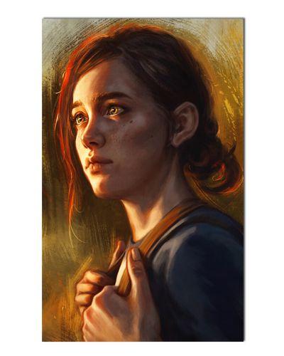 Ímã Decorativo Ellie - The Last of Us - IGA39
