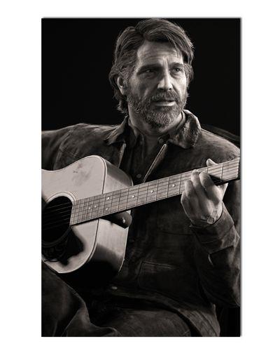 Ímã Decorativo Joel - The Last of Us - IGA43