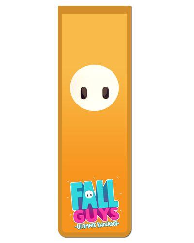 Marcador De Página Magnético Fall Guys - MGA38