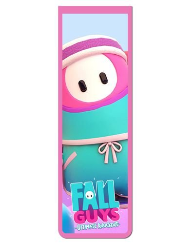 Marcador De Página Magnético Fall Guys - MGA40