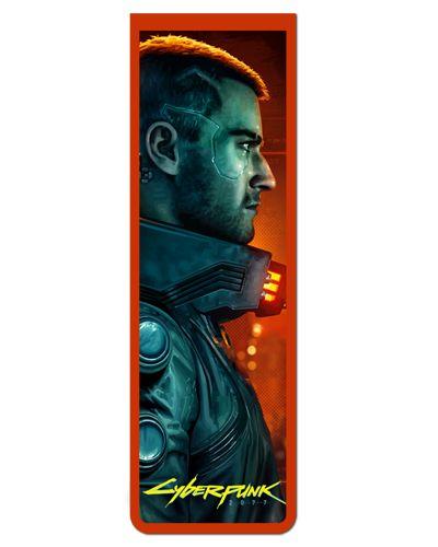 Marcador De Página Magnético V - Cyberpunk 2077 - MGA47