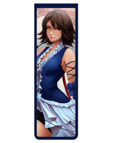 Marcador De Página Magnético Yuna - Final Fantasy - MGA73
