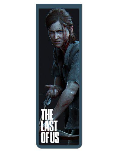 Marcador De Página Magnético Ellie - The Last of Us - MGA98