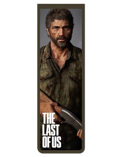 Marcador De Página Magnético Joel - The Last of Us - MGA111