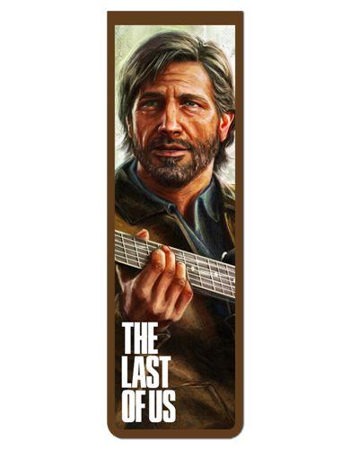Marcador De Página Magnético Joel - The Last of Us - MGA112