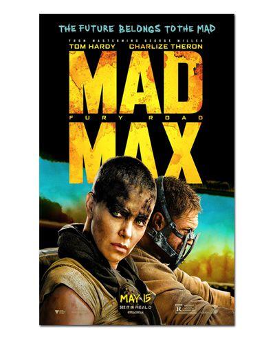 Ímã Decorativo Pôster Mad Max: Estrada da Fúria - IPF135