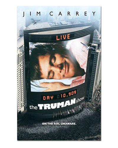 Ímã Decorativo Pôster O Show de Truman - IPF193