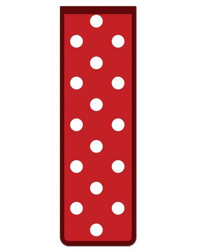 Marcador De Página Magnético Poá - Cute - MNA25