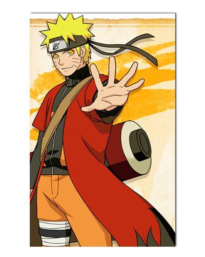 Ímã Decorativo Naruto - IAN39