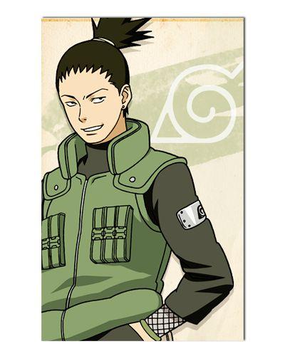 Ímã Decorativo Shikamaru - Naruto - IAN52