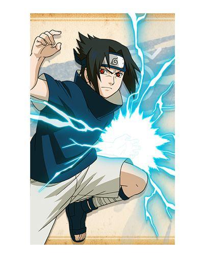 Ímã Decorativo Sasuke - Naruto - IAN58