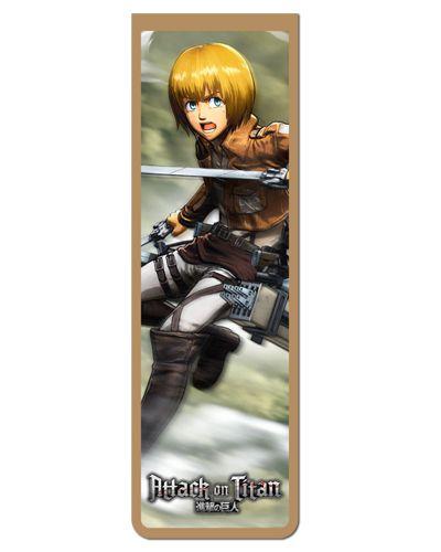 Marcador De Página Magnético Armin - Attack on Titan - MAN928