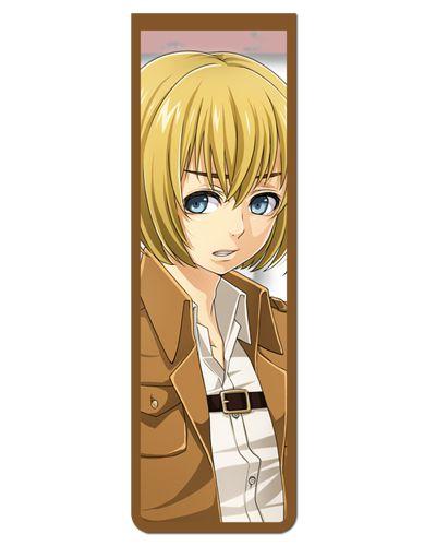 Marcador De Página Magnético Armin - Attack on Titan - MAN930