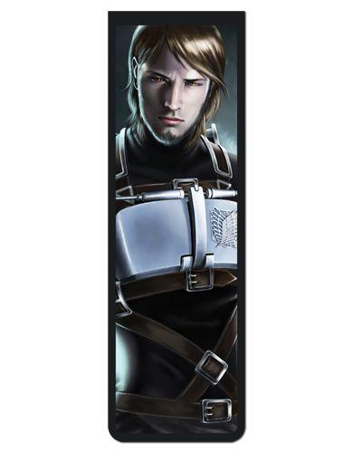 Marcador De Página Magnético Jean - Attack on Titan - MAN953