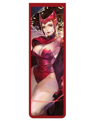 Marcador De Página Magnético Scarlet Witch - X-Men - MMA248