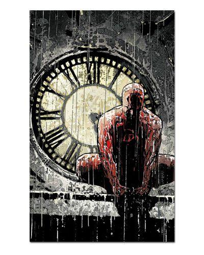 Ímã Decorativo Demolidor - Marvel Comics - IQM99